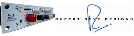 Rupert Neve Designs  Portico 5015 Pre Comp   Age of Audio