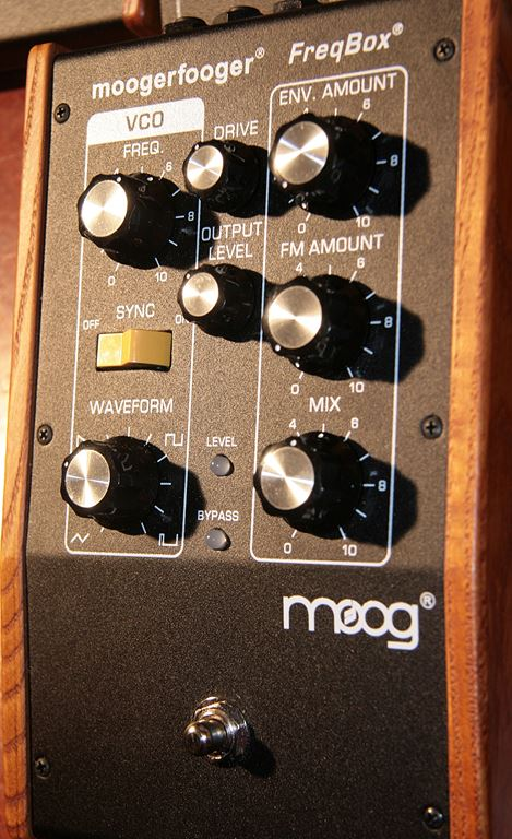 FreqBox MF-107