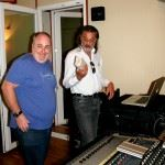 Fig.10 Workshop Universal Audio - Mister Jed Allen and mister Pierangelo Troiano Photo by Antonio Campeglia.JPG.JPG