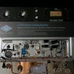 Inside the LA-2A Teletronix leveling Amplifer. Photo by Antonio Campeglia www.ageofaudio.com