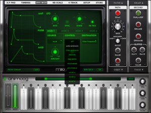 14 envmod new 300x225 - Moog Music - Animoog  V2