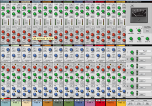 SSL 9000K Main-Mixer Age of Audio