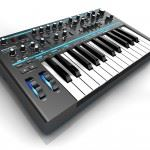 Musikmesse 2013 &#8211; Novation &#8211; Bass Station II