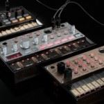 Musikmesse 2013 &#8211; Korg: Volca Keys &#8211; Volca Bass &#8211; Volca Beats