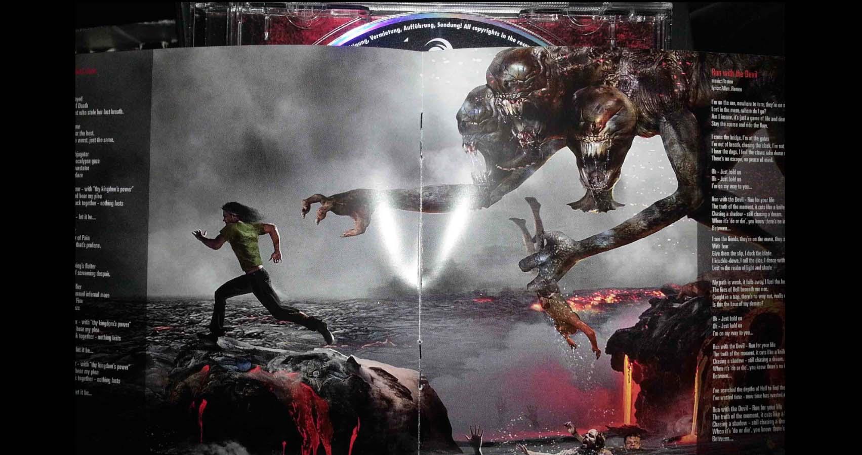 Symphony X- Underworld
