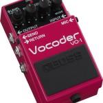 (Italiano) Boss – VO-1 Vocoder