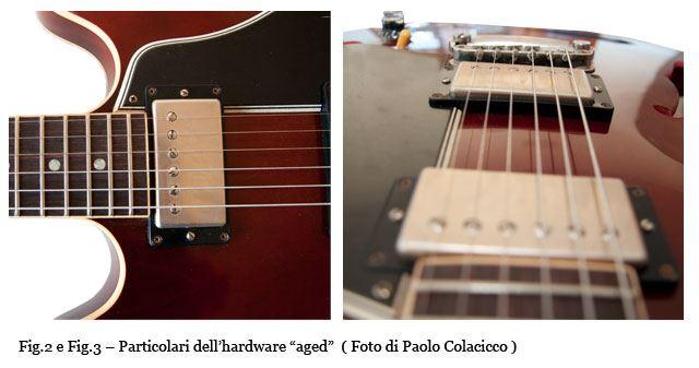 Women in Red – In prova: Gibson ES 335 TD 1960 Custom Shop – Gibson ES345 Stereo