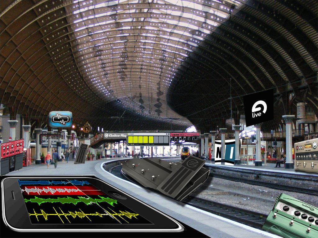 Loopstation software