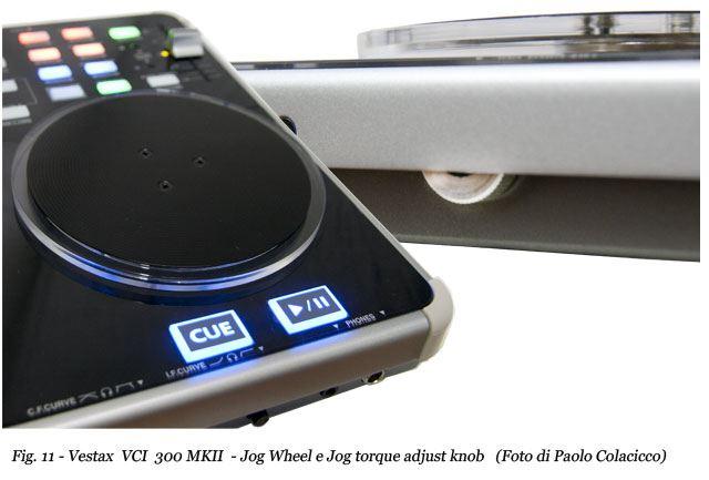 Vestax VCI 300MKII e Vestax VFX–1