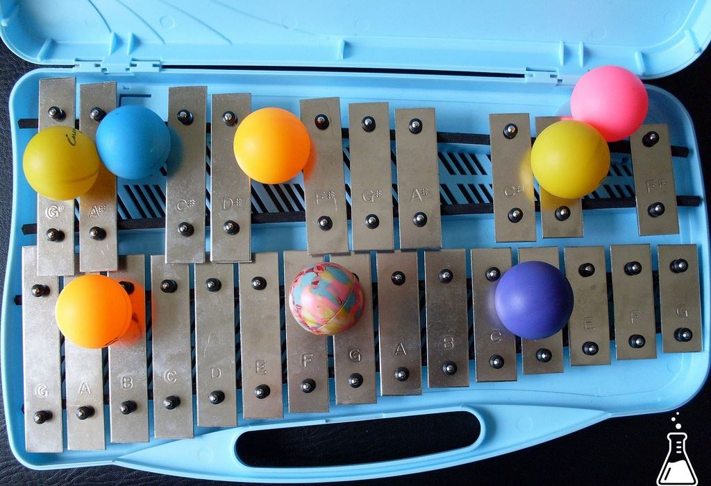 AudioThing - Pong Glockenspiel per Kontakt 3.5