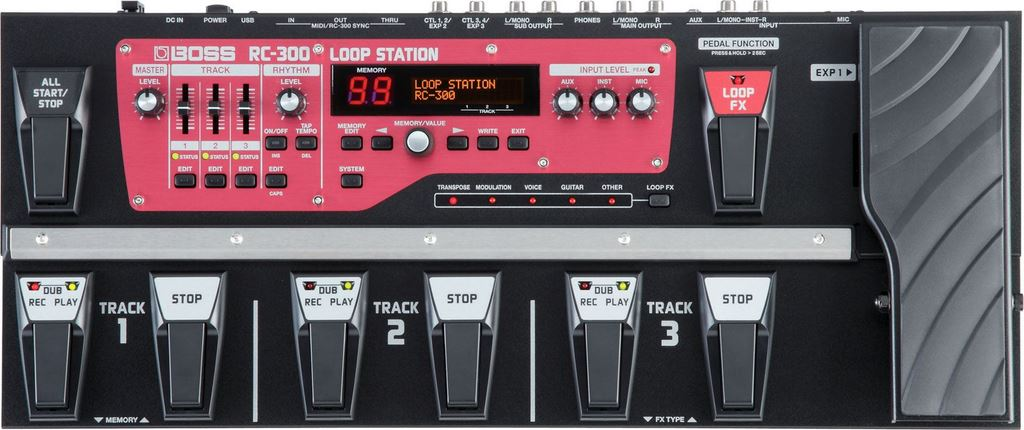 Roland Rc300 loop station