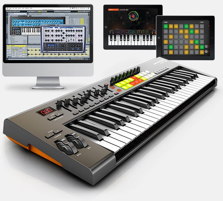 Novation Launchk Ageofaudio