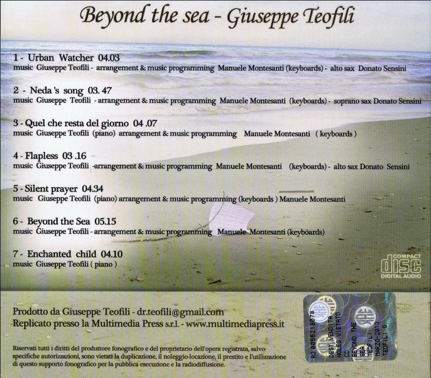 Giuseppe Teofili – Beyond the sea