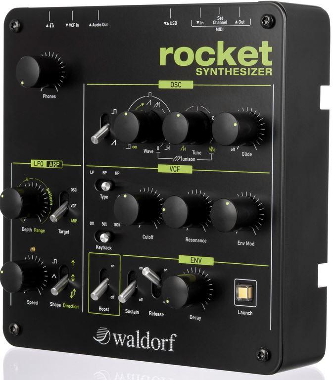 Waldorf – Rocket