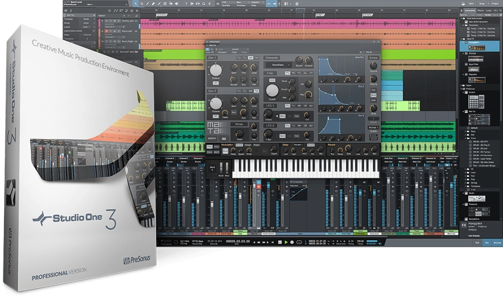 Presonus - Studio One