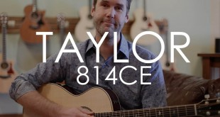 "Taylor 814ce ""2014 Edition"""