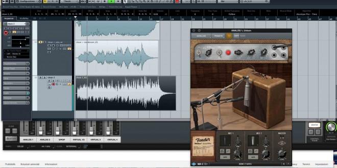 Universal Audio - Fender 55 Twin Deluxe