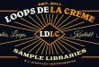 Organic Transitions – Loops de la crème. The subtle art of transition.
