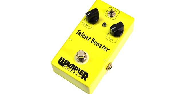 Wampler Pedal- Talent booster