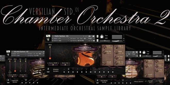 Versilian Studios – VSCO 2 Standard  Edition  –  L'orchestra da camera completa e compatta