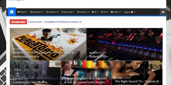 Age of Audio 660x330 - Magazine online: un'idea, un'esperienza