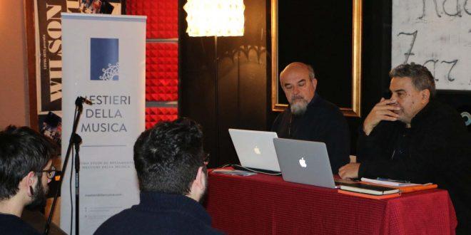 Clinic 22Come nasce una canzone22 con Massimo Calabrese e Marco Lecci  660x330 - Mestieri della Musica