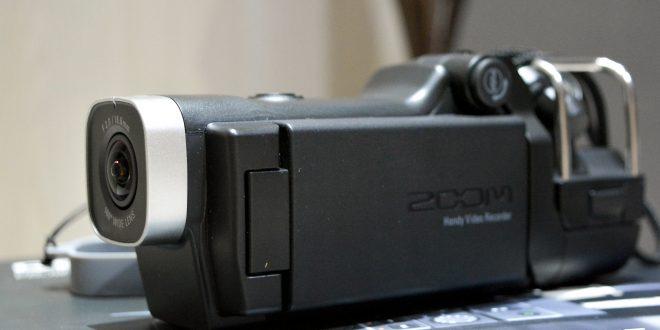 Zoom Q8 – Handycam definitiva?