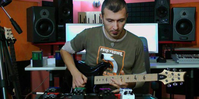 Massimo Varini 660x330 - Masterclass di chitarra con Massimo Varini