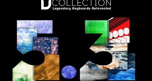 ARTURIA V Collection 5.3 update 310x165 - ARTURIA V Collection 5.3 update