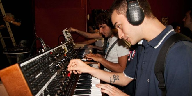 Synth day 660x330 - Synth Day 2017 - Nut Academy Napoli