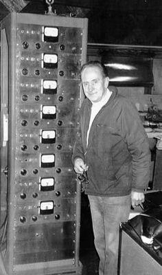 les paul4 - Les Paul e la Loopstation
