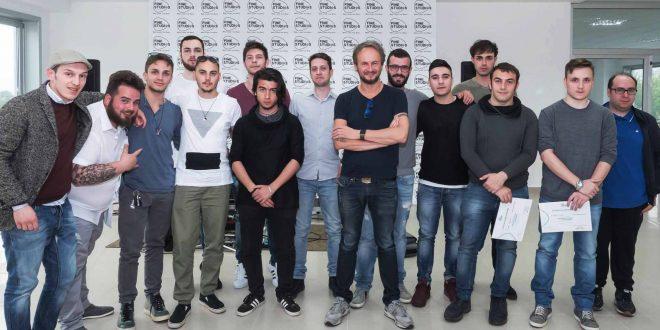 masterclass con Luca Colombo presso Fine Studios 660x330 - Masterclass con Luca Colombo presso l'Associazione Fine Studios