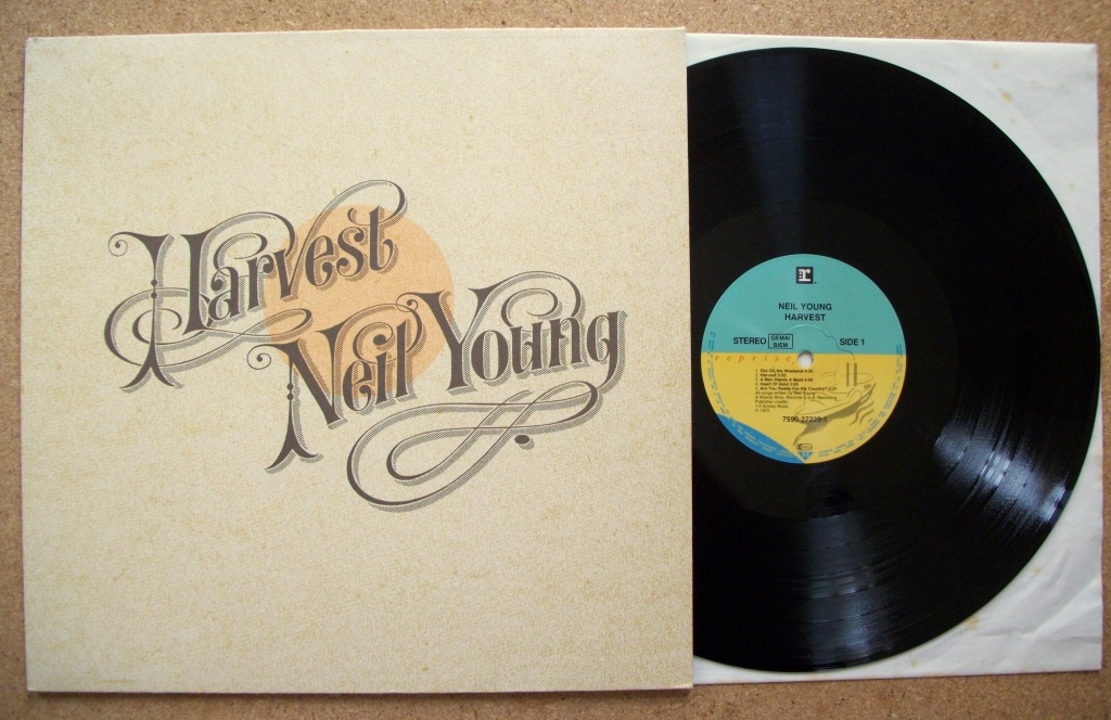 Fig.8 - Harvest di  Neil Young