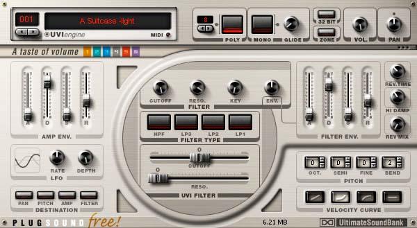 UVI – Falcon - Age of Audio
