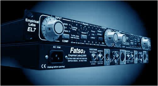 Empirical Labs Fatso Jr - Empirical Labs – Fatso Jr