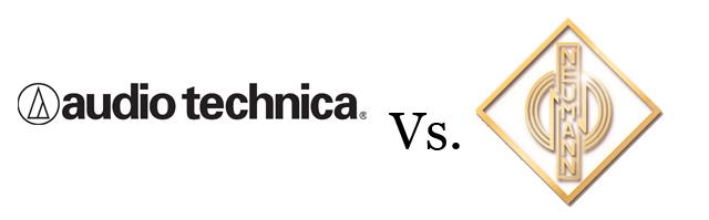 Audio Technica vs Neumann Age of Audio - Microfoni a confronto – Audio Technica Vs Neumann