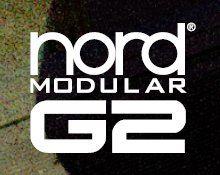 clavia g2 - Clavia Nord Modular G2