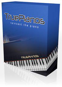 truepianos - TruePianos – Pianoforte virtuale a sintesi ibrida
