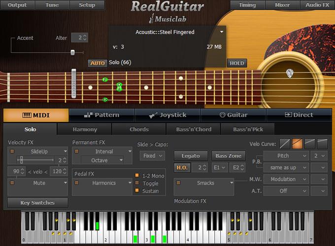 Real Guitar 2 - Real Guitar 2 – Chitarra acustica virtuale