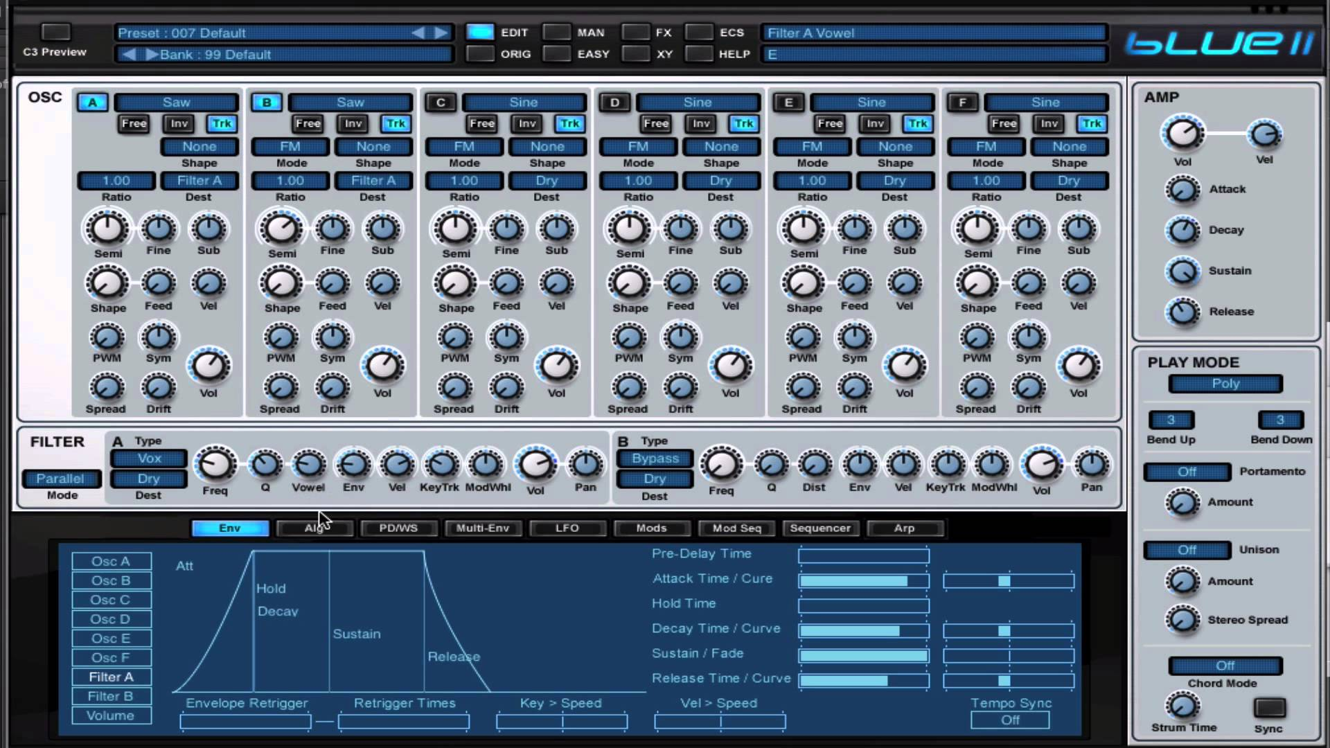 Rob Papen BLUE Age of Audio - Rob Papen BLUE – Lo studio si tinge di… blue