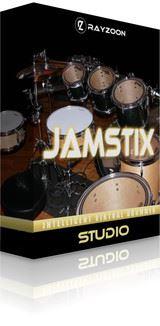 rayzoon jamstix3 thumb1 - Rayzoon Jamstix – Un vero batterista nel tuo PC