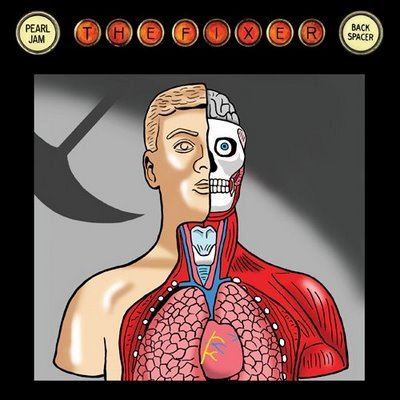 pearl jam backspacer album cover - Pearl Jam – Backspacer