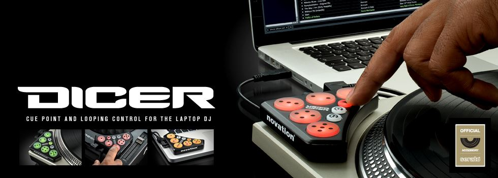 dicer72 - Novation Dicer - Quick Test