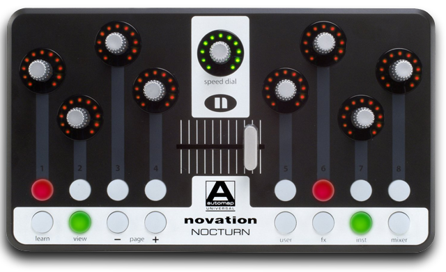 novation nocturn - Novation – Nocturn