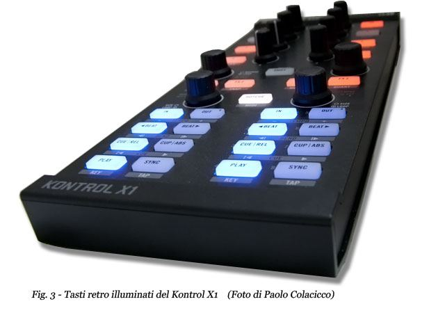 3 - Native Instruments - Kontrol X1