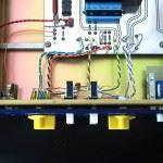 Particolare sezione switch Germanium Foto di A. Campeglia 150x150 - Germanium Pre Amp/DI