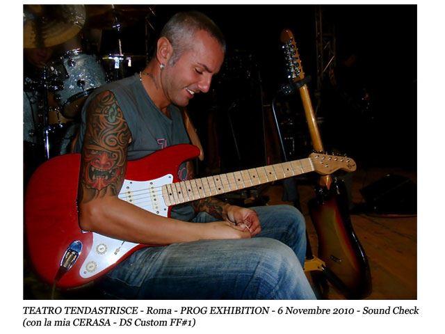 cerasa - Un chitarrista ancora... Fedele