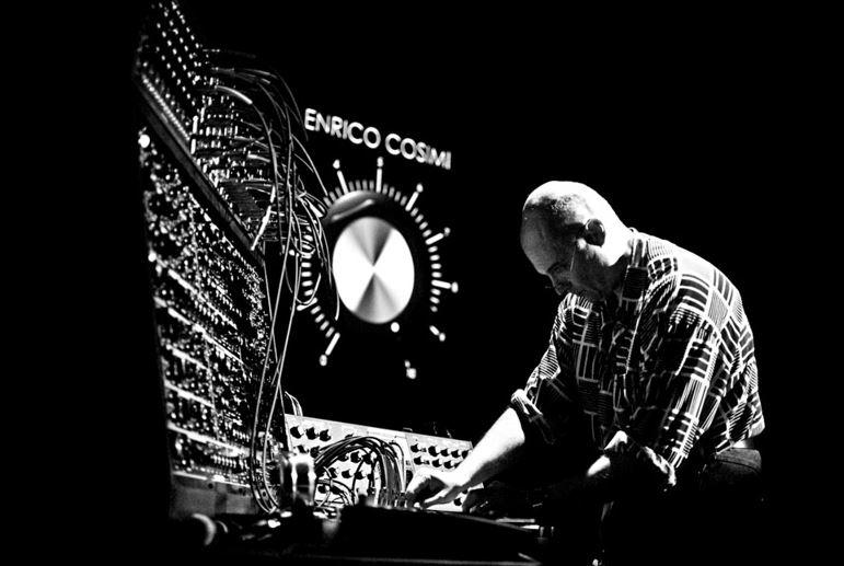 enrico cosimi 21 - Synth Day a cura di Enrico Cosimi