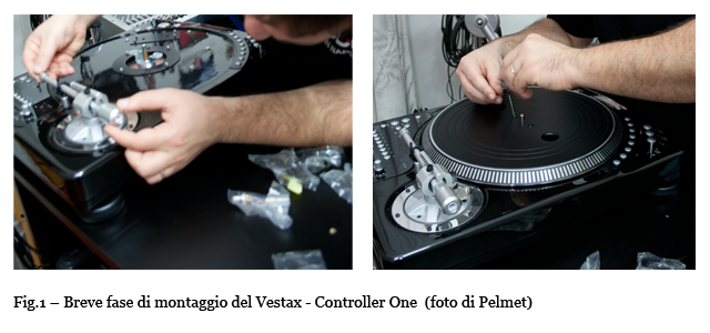 Vestax – Controller One