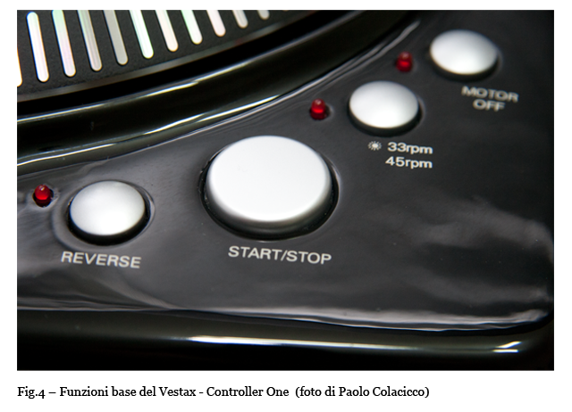 4 - Vestax - Controller One